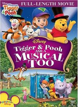 Disney's Tigger & Pooh and a Musical Too poster